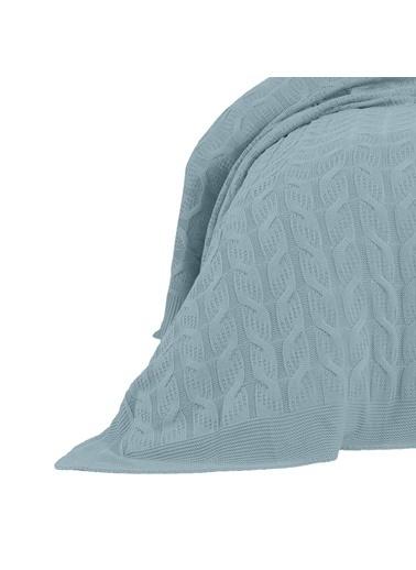 Nazik Home Tek Kişilik Battaniye Renkli